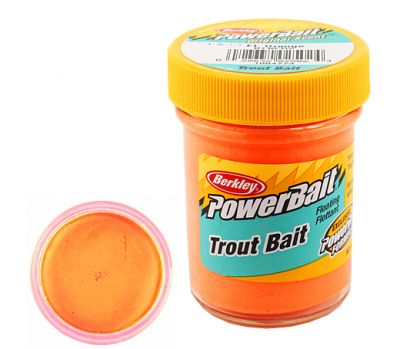 Berkley Pasta Trota Biodegradabile PowerBait Fluo Orange