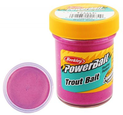Berkley Pasta Trota Biodegradabile PowerBait Pink