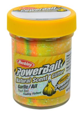 Berkley Pasta Trota PowerBait Natural Scent Garlic Rainbow