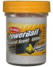 Berkley Pasta Trota PowerBait Natural Scent Garlic White