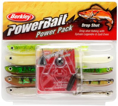 Berkley Powerbait Drop Shot Pro Pack
