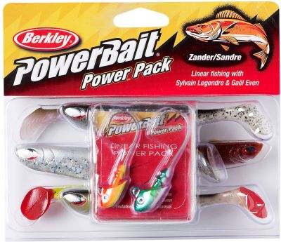 Berkley Powerbait Linear Fishing pro pack
