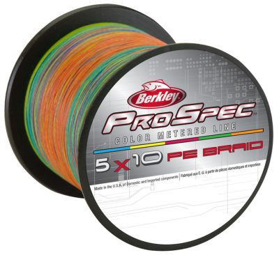 Berkley Pro Spec 5x10 PE BRAID