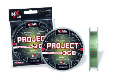 Colmic SPECIAL PRICE Project 360 0.14 mm - 100 m