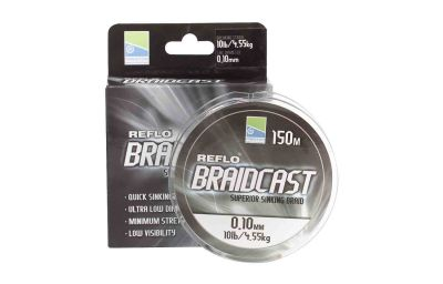 Preston Reflo Braidcast Superior Sinking Braid