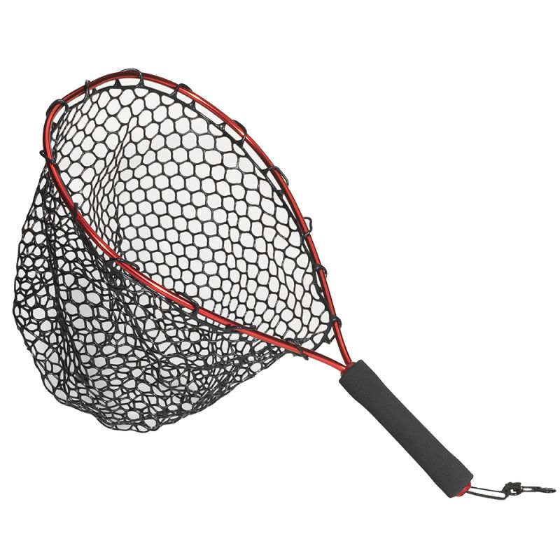 Berkley rubber landing nets kayak piscor for Rubber fishing nets