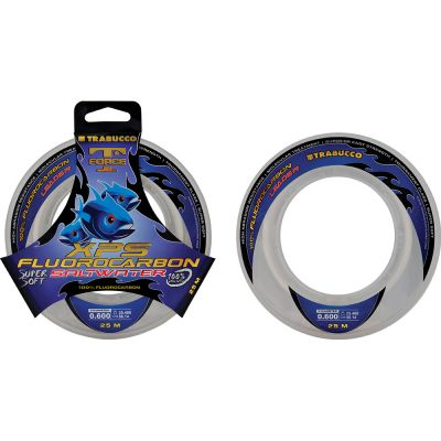 Trabucco SPECIAL PRICE Saltwater XPS Fluorocarbon T-Force  0.280 mm - 50 m