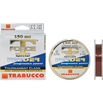 Trabucco SPECIAL PRICE Special Feeder T Force 0.220 mm - 150 m
