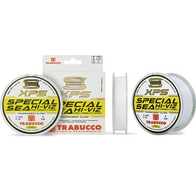 Trabucco SPECIAL PRICE Special Sea HI-VIZ  XPS S-Force 0.220 mm - 300 m