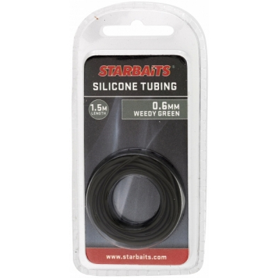 Starbaits Silicone Tubing 0.6mm