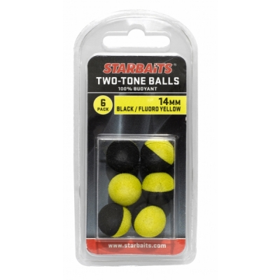 Starbaits Two Tones Balls 14mm