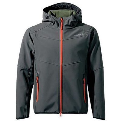 Shimano Stretch 3 Layer Jacket Black