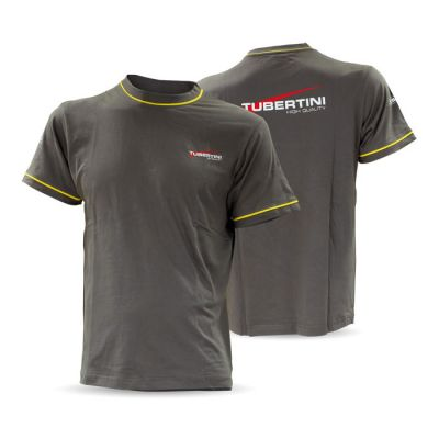 Tubertini T-shirt Grey