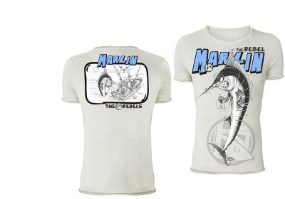 Hotspot Design T-Shirt Marlin