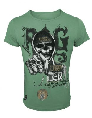 Hotspot Design T-Shirt Skull Collection Rig