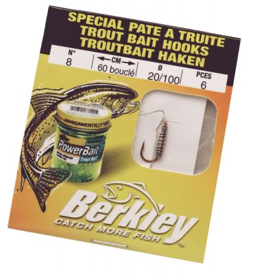 Berkley Ami Trout Bait