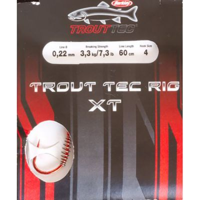 Berkley Trout Tec Rigs XT