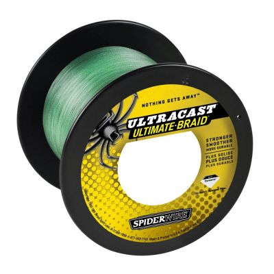 Spiderwire Ultracast Ultimate Braid Green