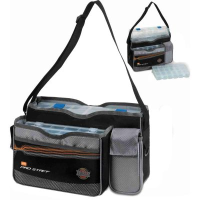 Zebco Pro Staff Uni Tackle Keeper Bag