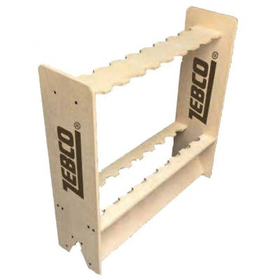 Zebco Rod Display